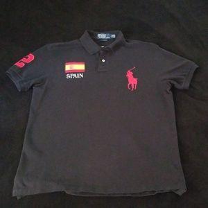 Polo Ralph Lauren custom fit Spain 2 Polo